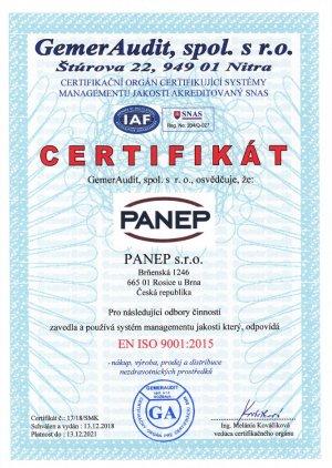ISO 9001 CZ