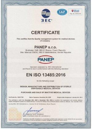 ISO 13485 EN