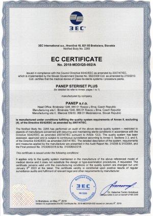 ISO IIa - 01 CZ