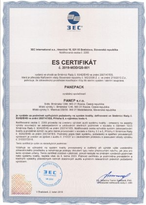 ISO IIb CZ